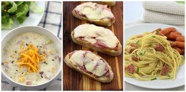 3 ham recipes