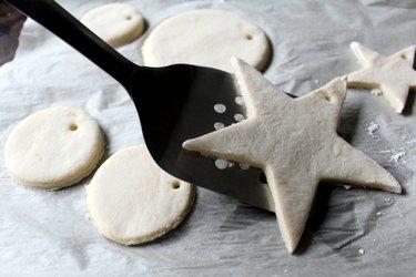 DIY No-Bake Salt Dough Ornaments
