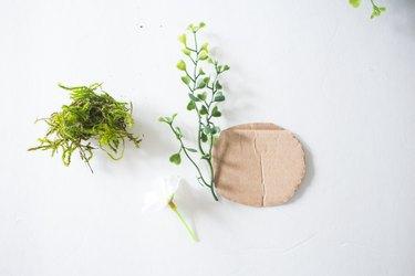 Materials for jar