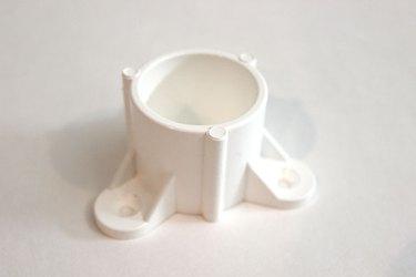 pvc table cap