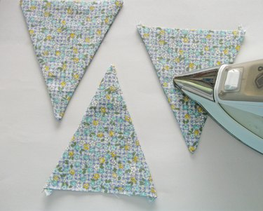 How to Sew a Flag Bunting