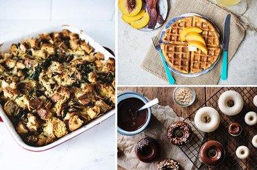 Breakfast Buffet Recipes