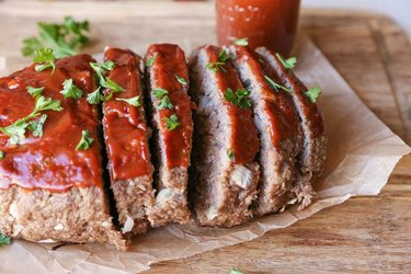 Recipe for Homemade Meatloaf
