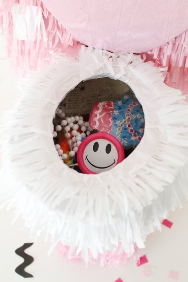 How to make a toilet pinata for fun potty training