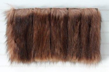 determine direction of fur