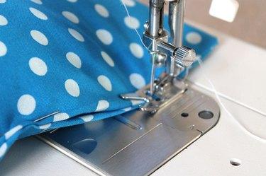 sew along opening
