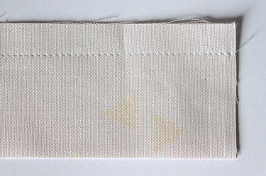 sew long edge