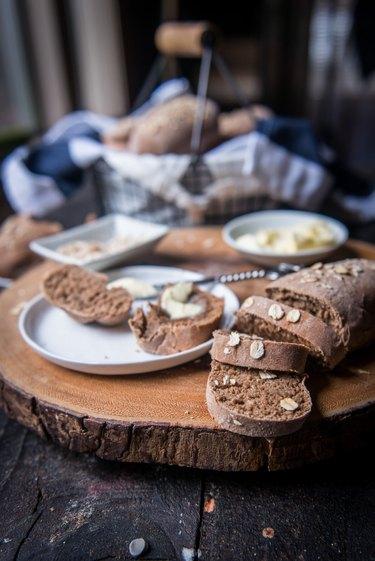 Copycat Recipe for Cheesecake Factory's Honey Oat Bread