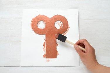 Paint the key