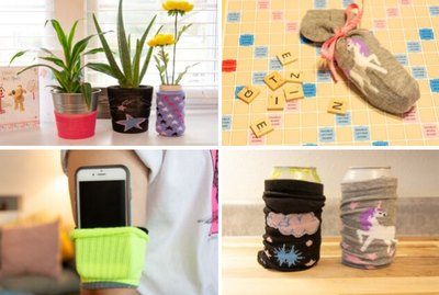 10 Practical Ways to Repurpose Socks