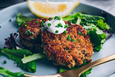Easy Salmon Croquettes Recipe