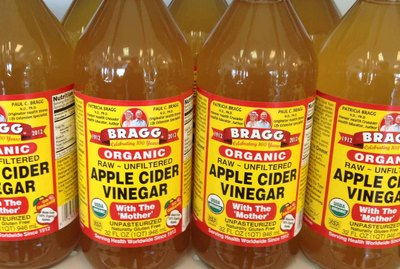 Courtesy Bragg Apple Cider Vinegar