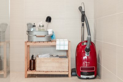 Essential at-home cleaning kit