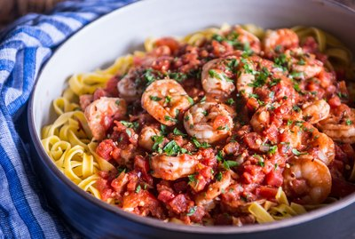 Simple Shrimp Diablo Recipe