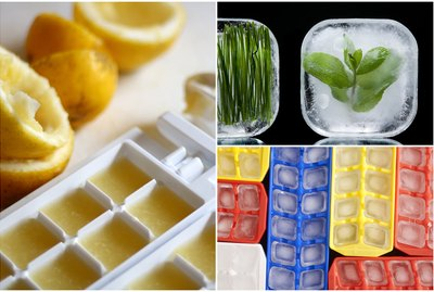 10 Genius Ways to Use an Ice Cube Tray