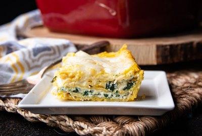 Butternut Squash Lasagna Recipe