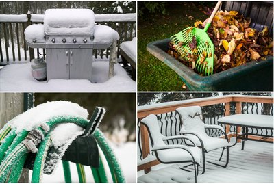 10 Easy Ways to Winterize Your Yard or Garden