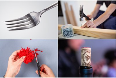 10 Surprising Home Hacks for a Fork