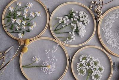 Various Embroidery Designs