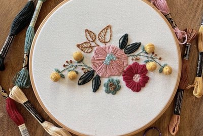 Embroidery Kit Image