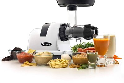 Omega J8006HDS Slow Speed Masticating Juicer