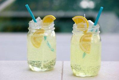 lemonade candles