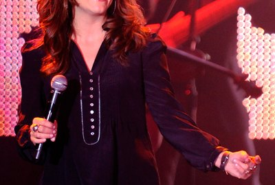 Martina McBride Performs At The Green Valley Ranch