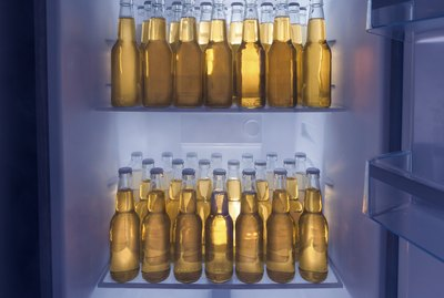 Man Fridge