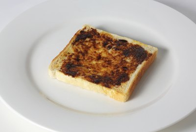 Vegemite on Toast