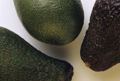 Assorted Avocados