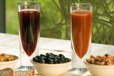 Breakfast foods and beverages