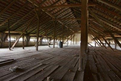 old attic
