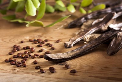 Carob Pods and Beans