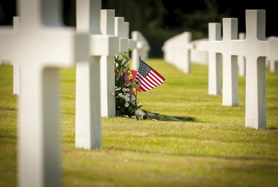American cementery and memorial