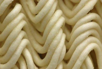 Noodle texture