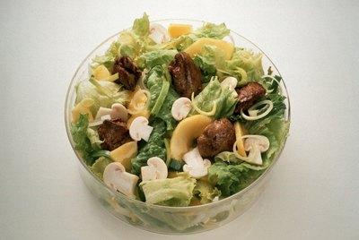 Endive-Chicken Liver Salad