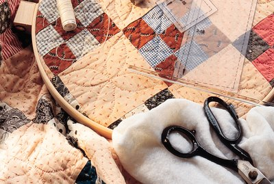 Quilting objects