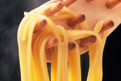 Spaghetti, Close Up