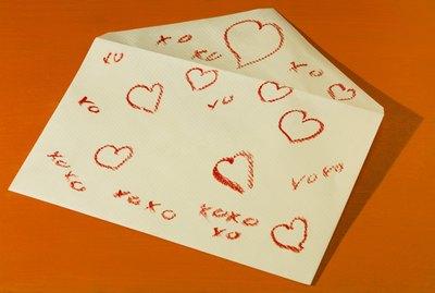 Valentines Envelope