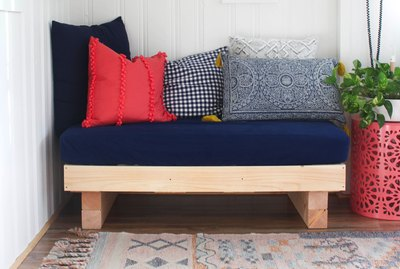 Make a Daybed for Kids