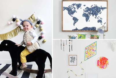 DIY Projects for Kid's Room