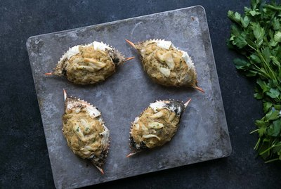 Stuffed Crab Recipe | eHow