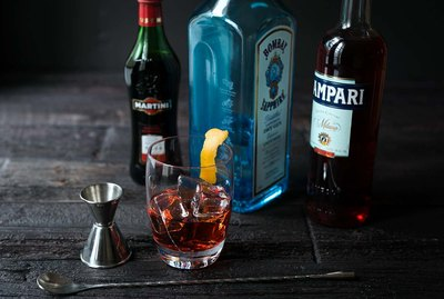How to Make a Negroni Cocktail | eHow