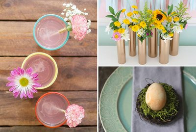 How to Make Cheap Easter Decorations