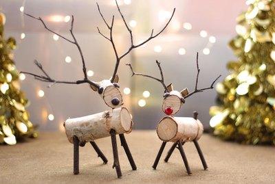 birch reindeer