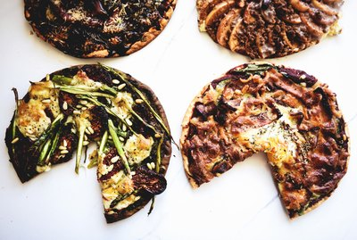 Breakfast Pizzas are so delicious and come together so easily!