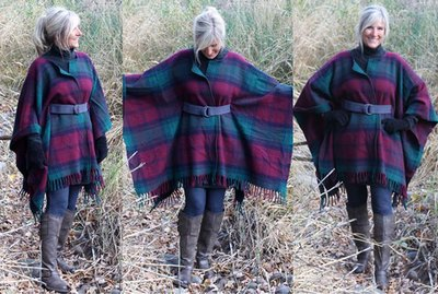 Wrap Up in Style With This DIY Wool Blanket Coat