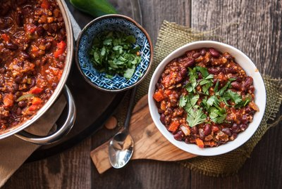 The Best Vegan Chili Recipe