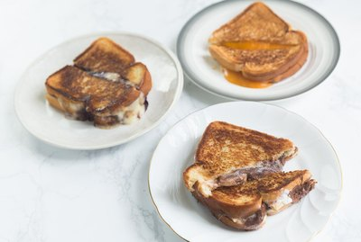 Dessert Grilled Cheese Recipes