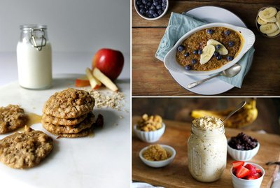 oatmeal foods.